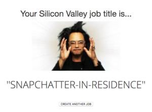 silicon-valley-job-title-generator